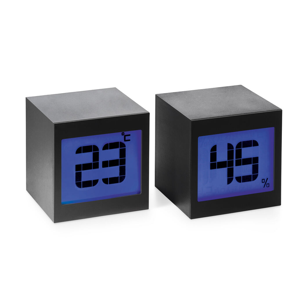 Magic Cube Clock in color