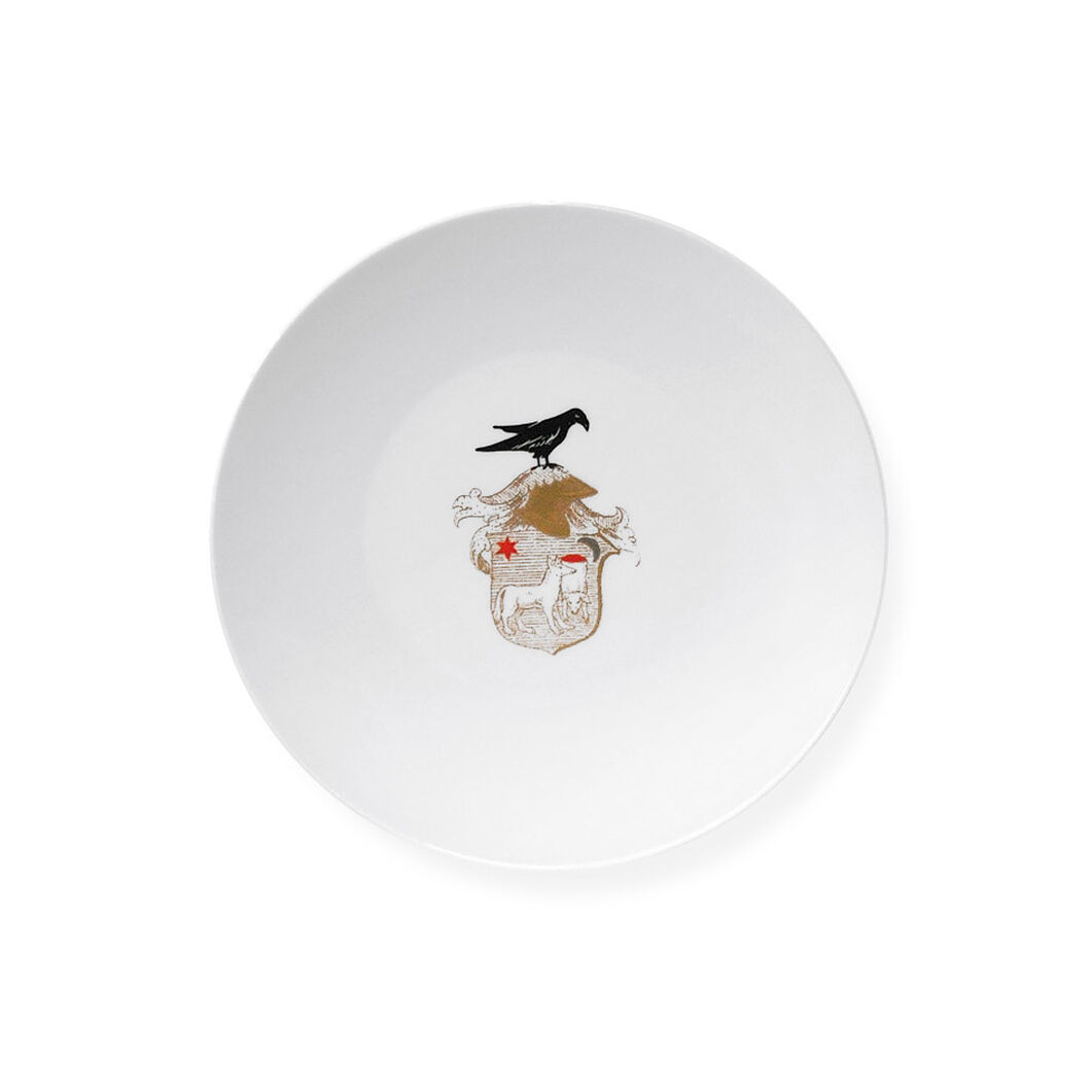 Bernardaud presents Abramovic Method: Misfits for the Table Plate Set A in color