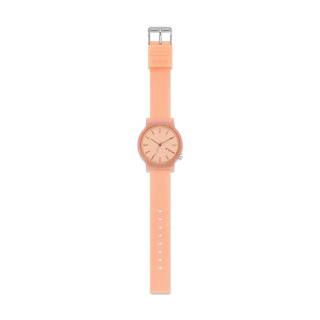 Mono Color Watch in color Blush