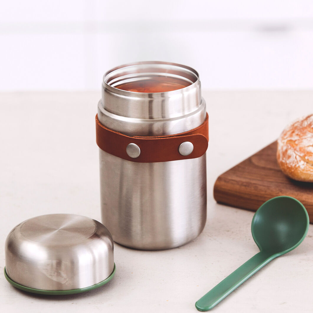 Food Flask in color
