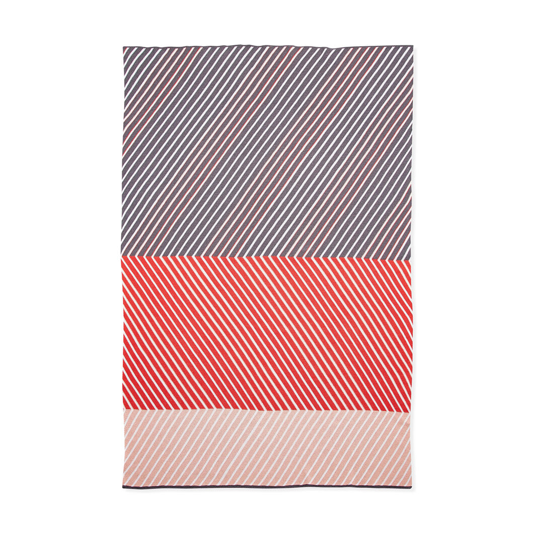 Recycled Cotton Blanket in color