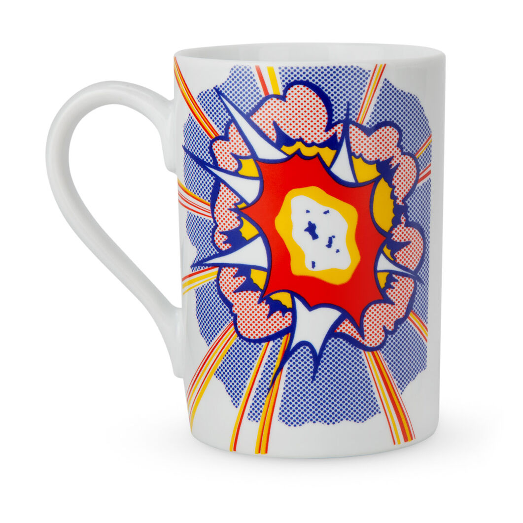 Lichtenstein Mug in color