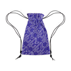 PLEATS PLEASE ISSEY MIYAKE Pleats Knapsack for MoMA in color Purple