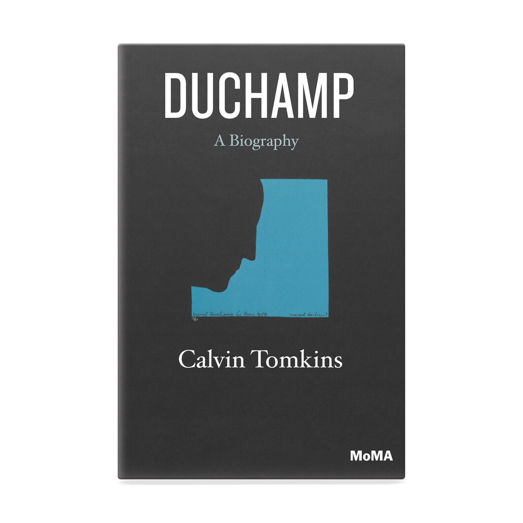 Duchamp: A Biography in color