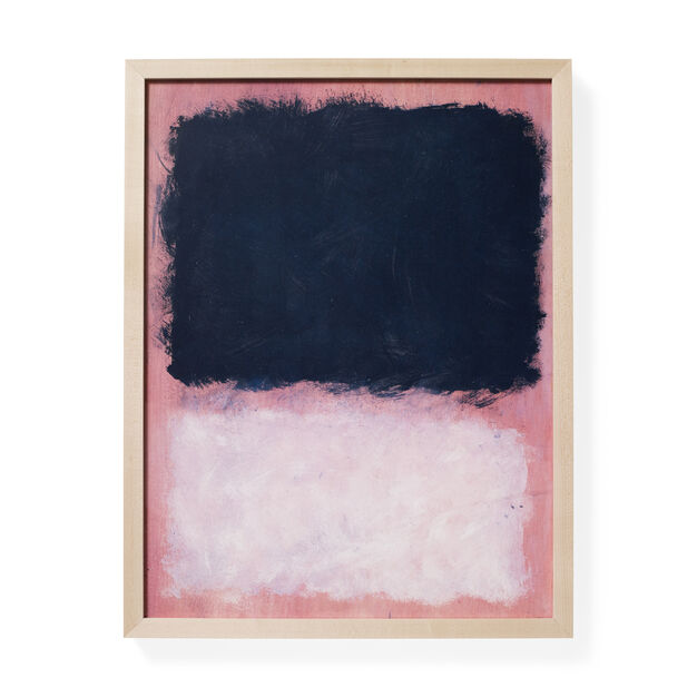 Rothko: Untitled 1967 Framed Print in color