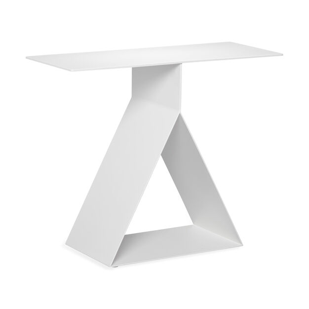 Picto Straight Edge Table in color