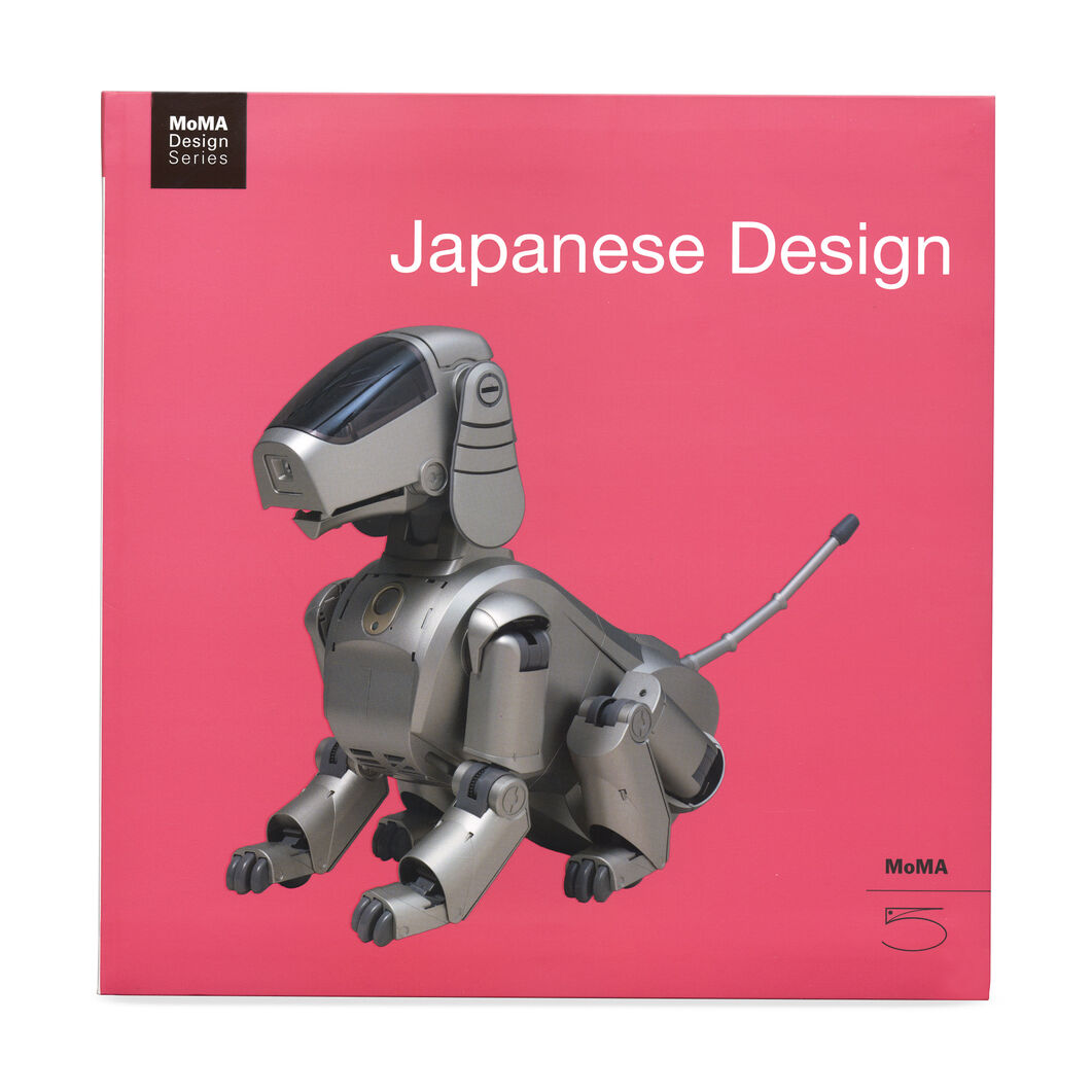 MoMA Design Series: Japanese Design (PB) in color