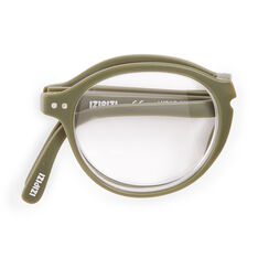 IZIPIZI Foldable Glasses in color Khaki