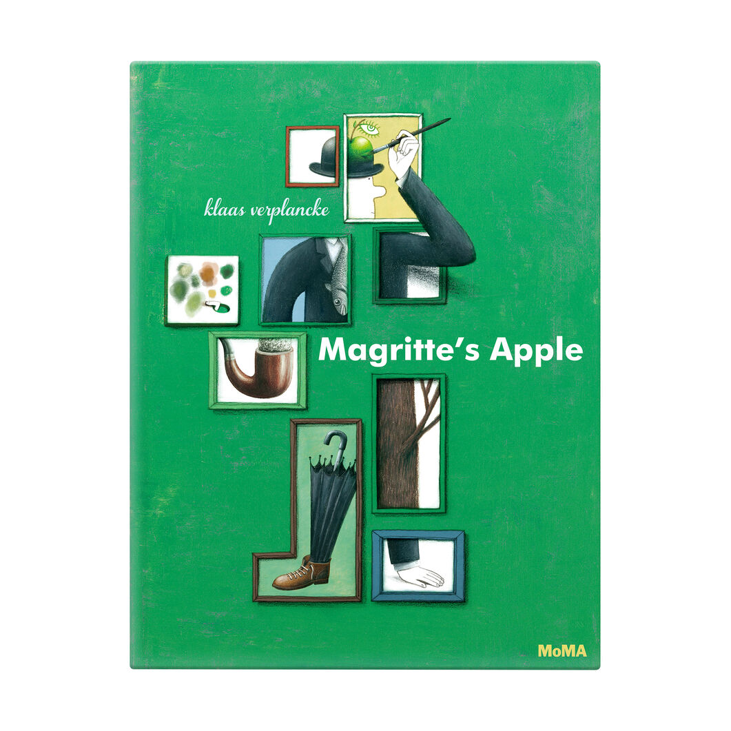 Magritte's Apple Children's Book in color