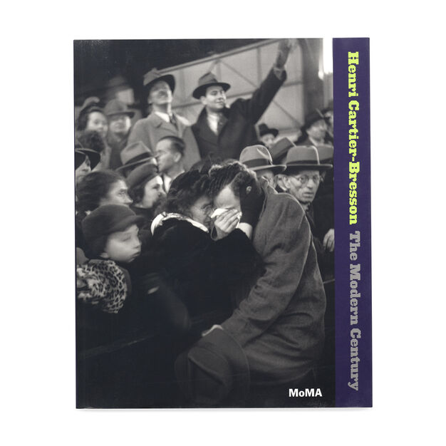 Henri Cartier-Bresson: The Modern Century (PB) in color