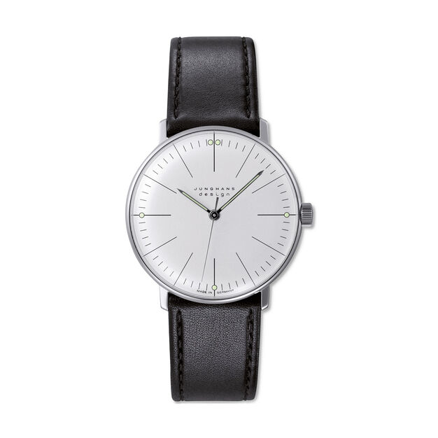 Max Bill Mechanical Handwinding Watch in color