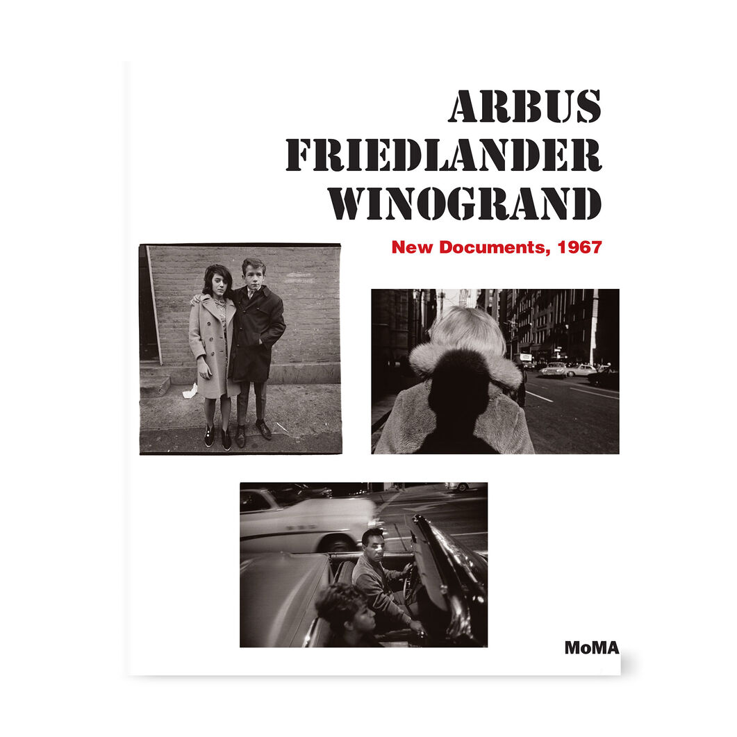 Arbus Friedlander Winogrand: New Documents  1967 in color