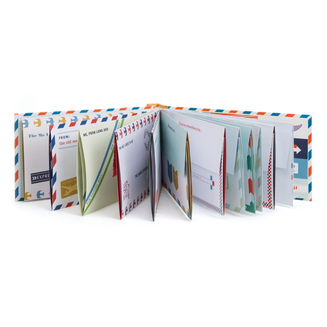 Letters to Future Myself Stationary Set - Hardcover in color