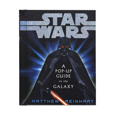 Star Wars: A Pop-Up Guide to the Galaxy (HC) in color