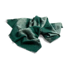 HAY Mohair Blanket in color Green