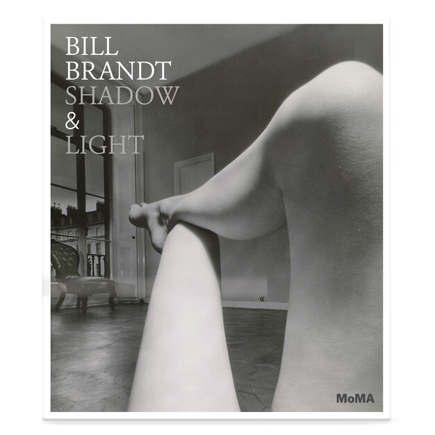 Bill Brandt: Shadow and Light in color