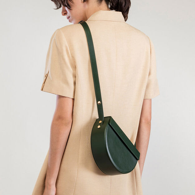 Audette Nuit Bag in color Green