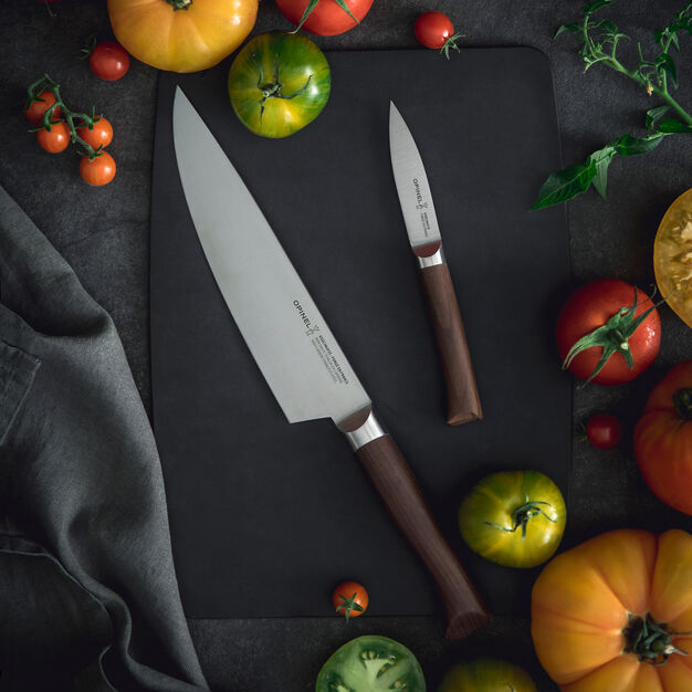 Opinel Les Forgés 1890 Trio Knives - Set of 3 in color