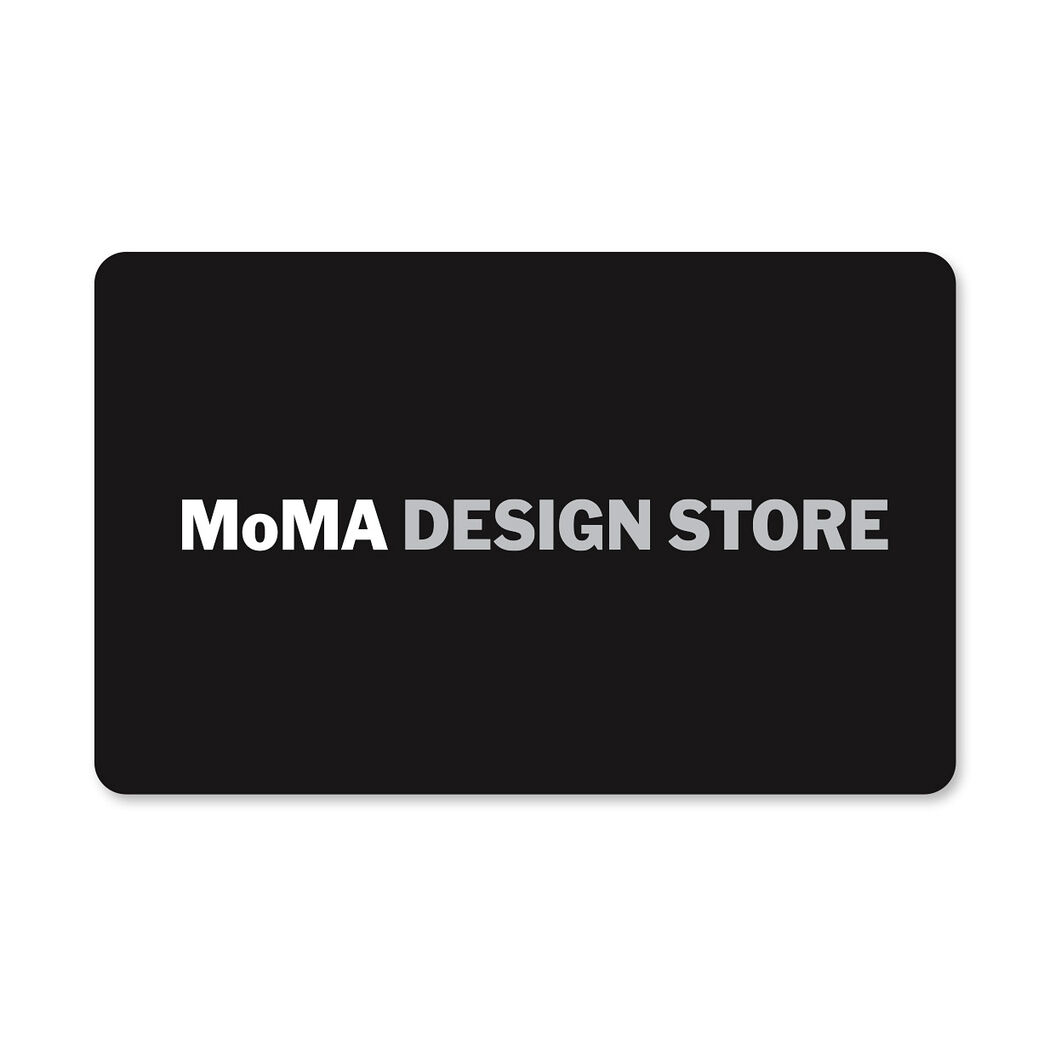 MoMA Design Store Gift Card in color