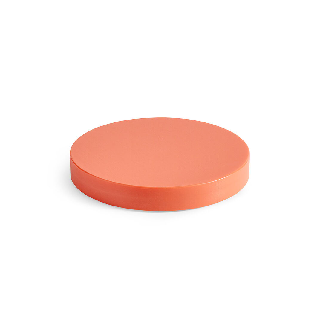 HAY Chopping Board in color Coral