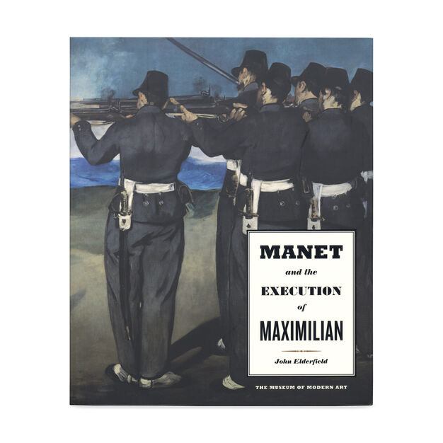 Manet and the Execution of Maximilian (PB) in color