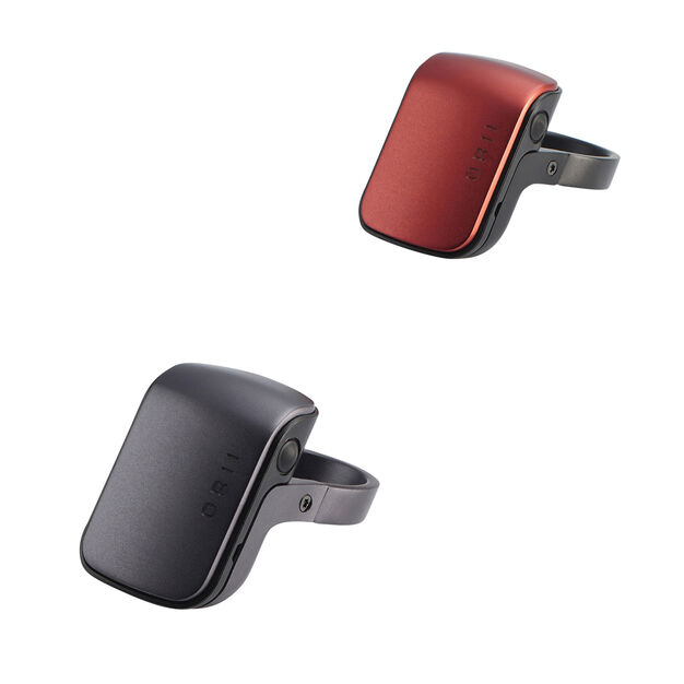 ORII Voice Assistant Ring in color Black