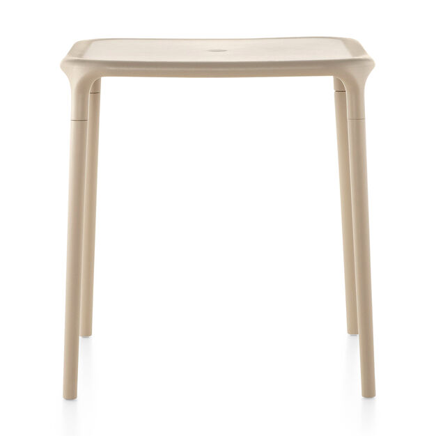 Magis Stackable Air Table in color Beige