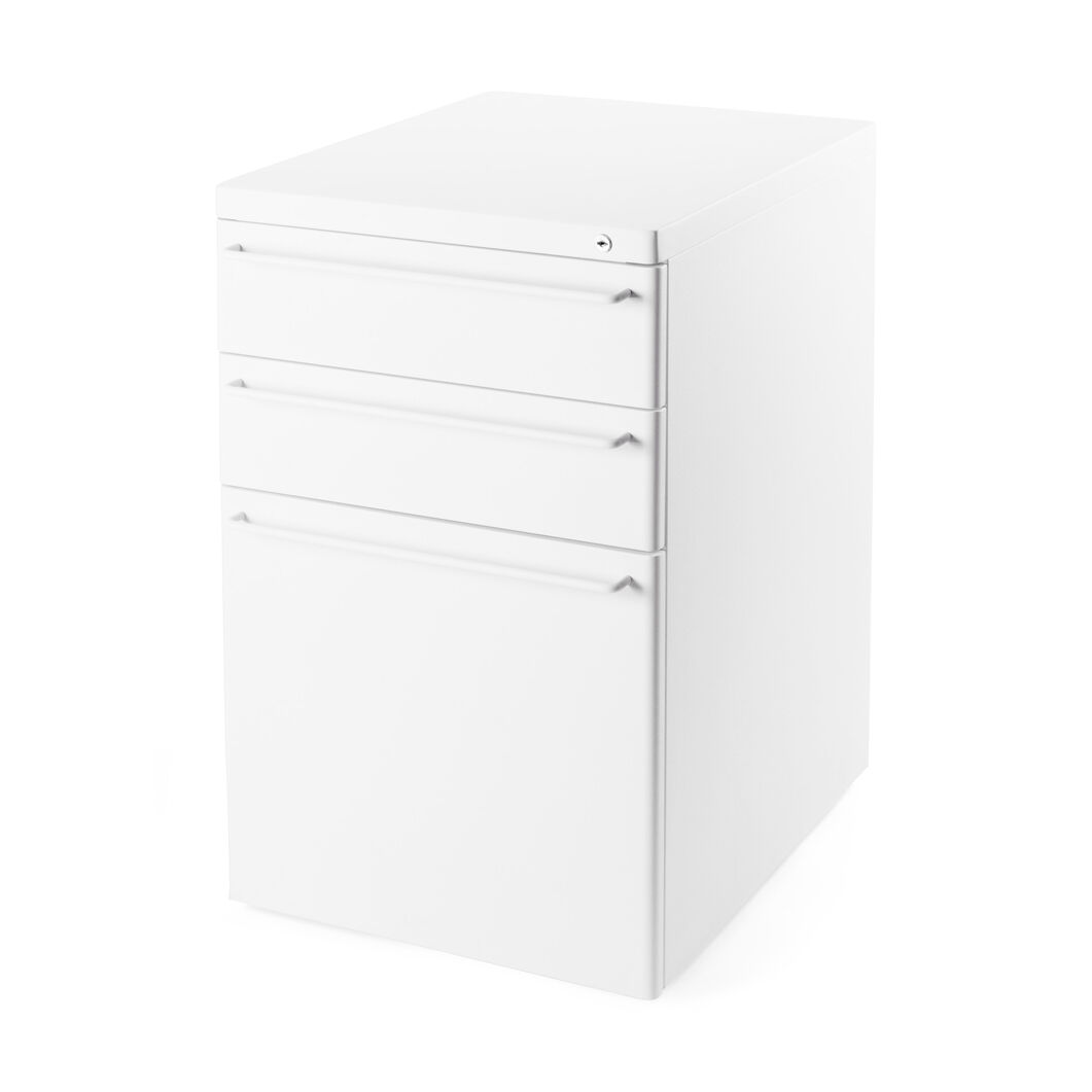 MUJI File Cabinet in color