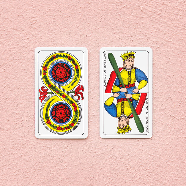 Piedmont Tarot Card Deck in color