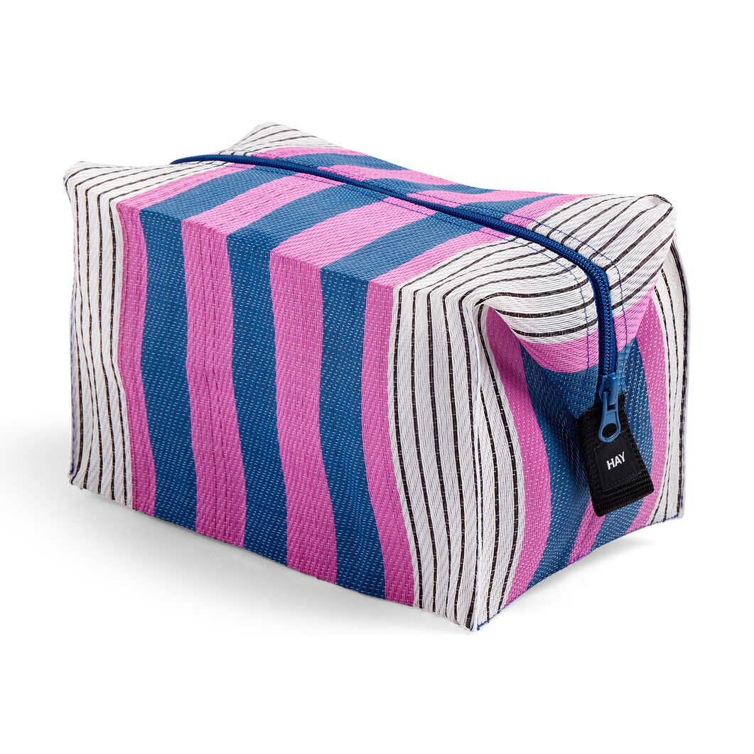 HAY Candy Toiletry Bag in color Pink