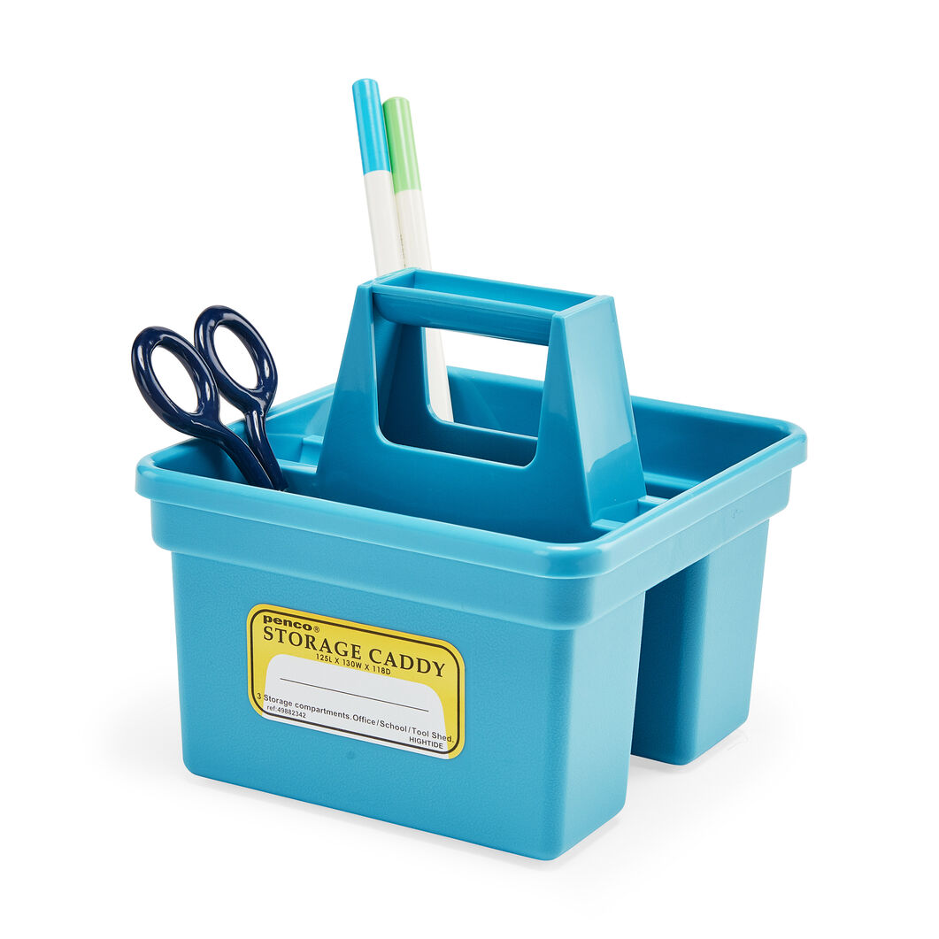 Hightide Small Storage Caddie in color Light Blue