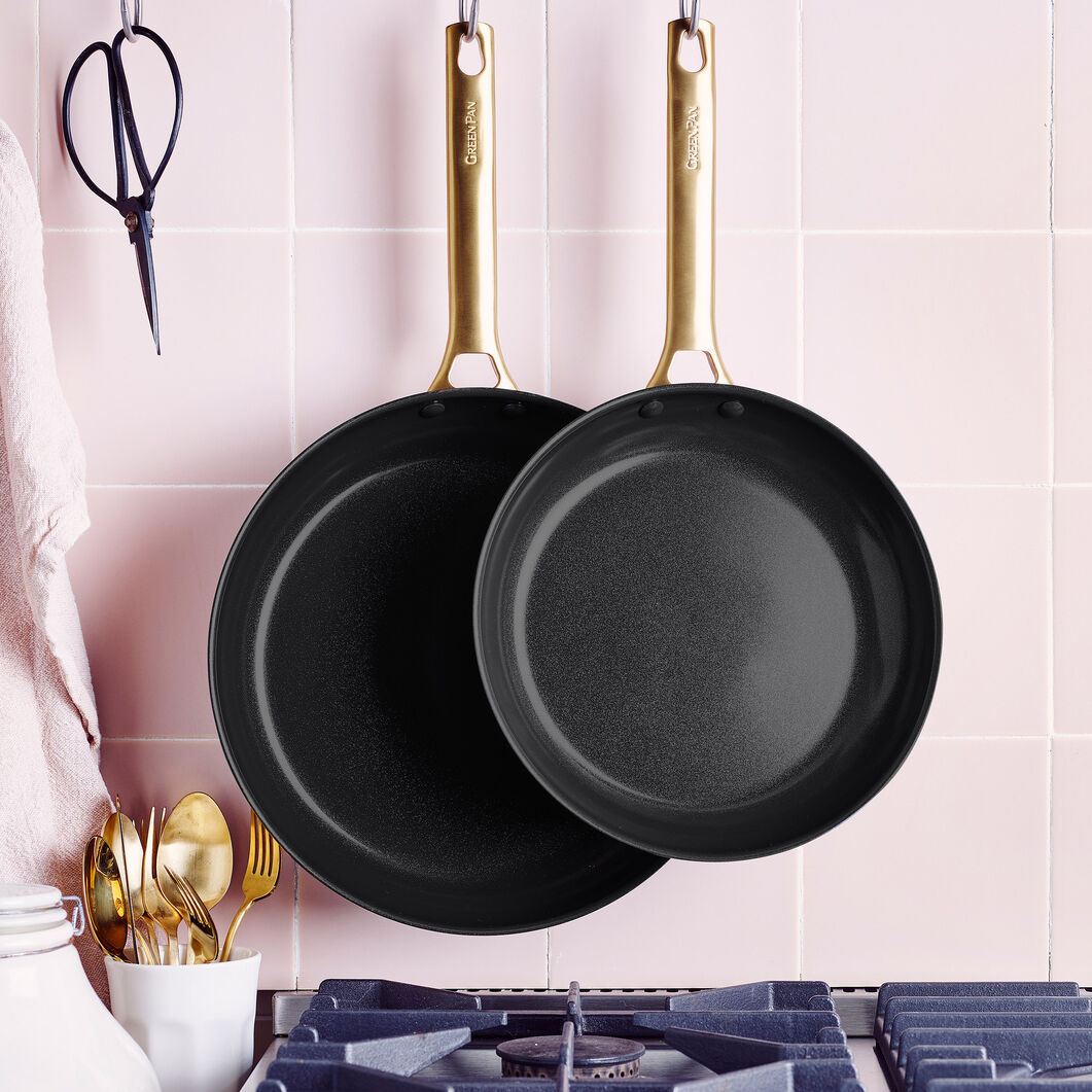 Greenpan Reserve Frying Pans - Set of 2 in color