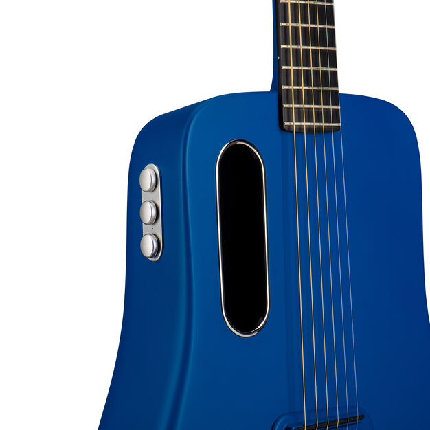 Lava ME 2 Acoustic Freeboost Guitar in color Blue