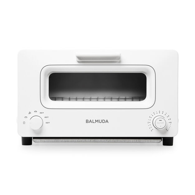 BALMUDA The Toaster in color White