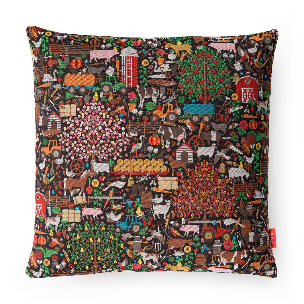 Bavaria Pillow in color