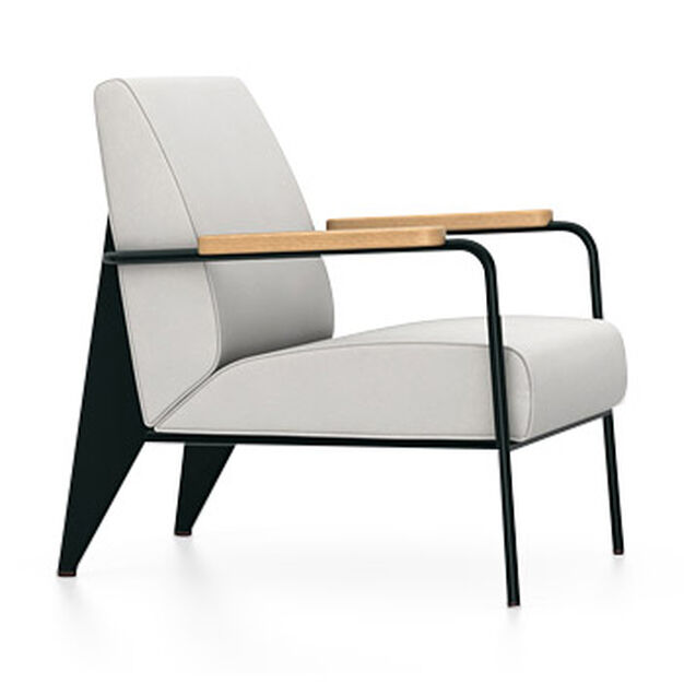 Fauteuil Direction Chair in color Light Gray