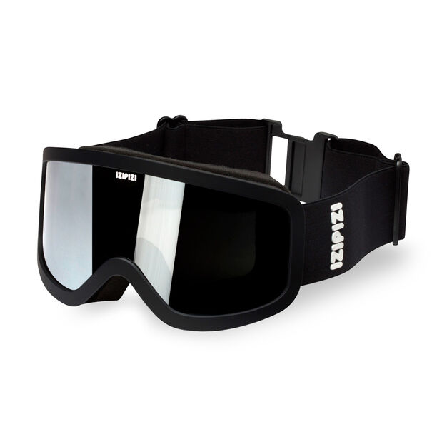 IZIPIZI Sun Snow Ski Goggles in color Black