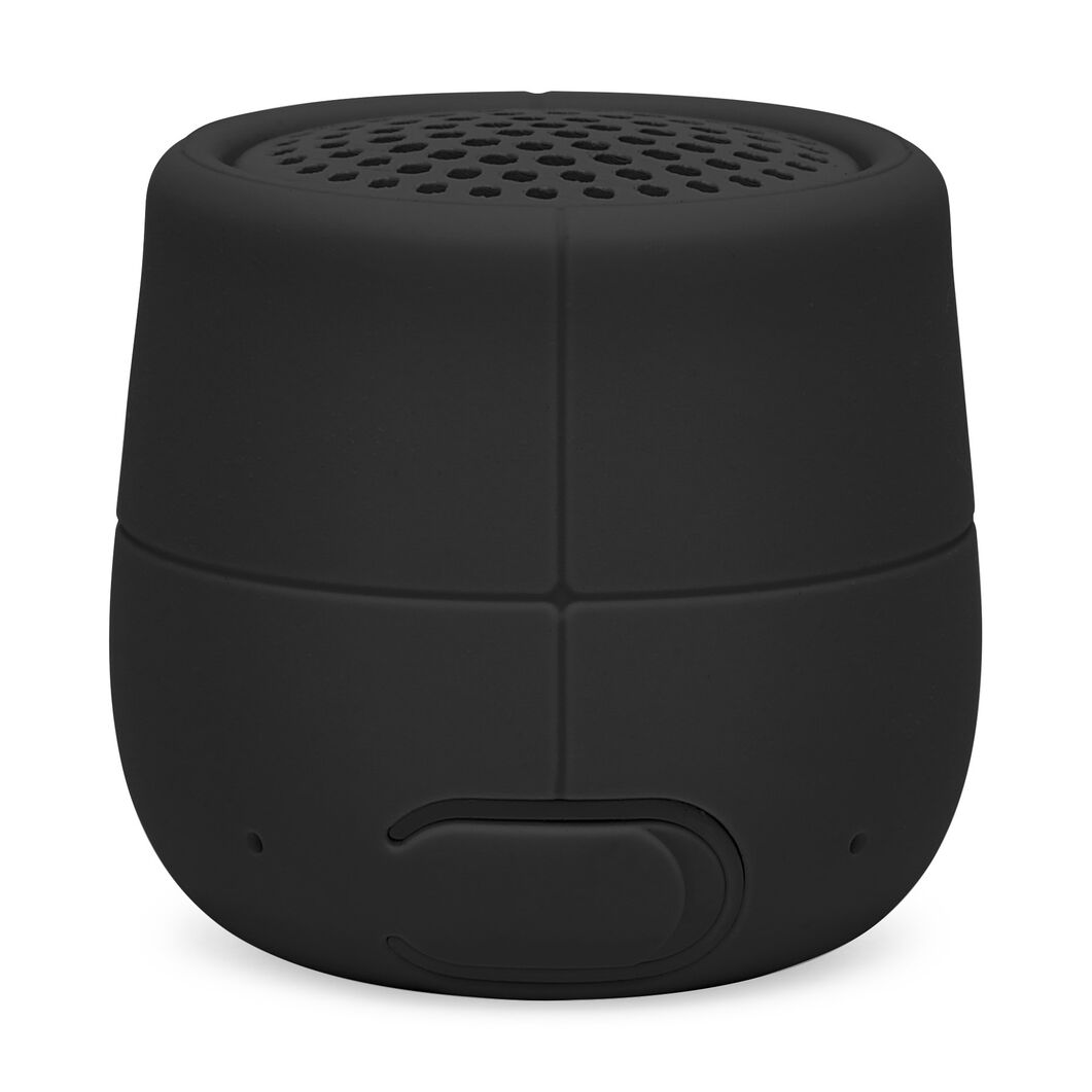 Lexon Mino X Waterproof Speaker in color Black