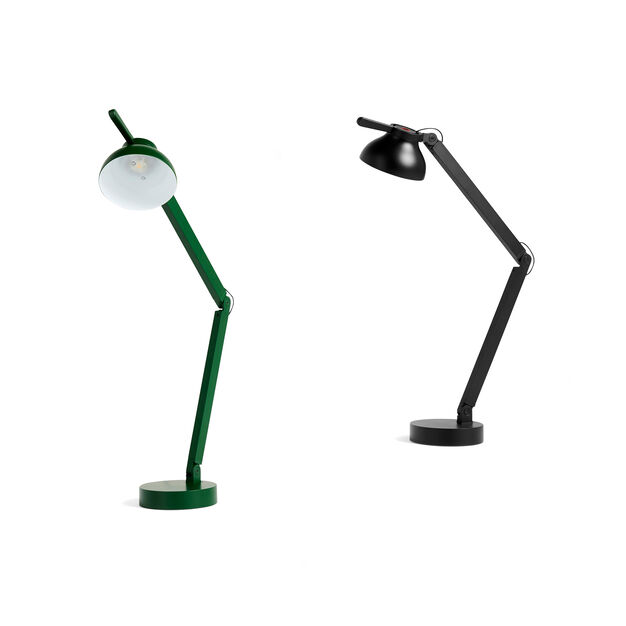 HAY PC Task Lamp in color Green