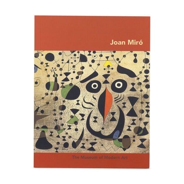 Joan Miro (PB) in color