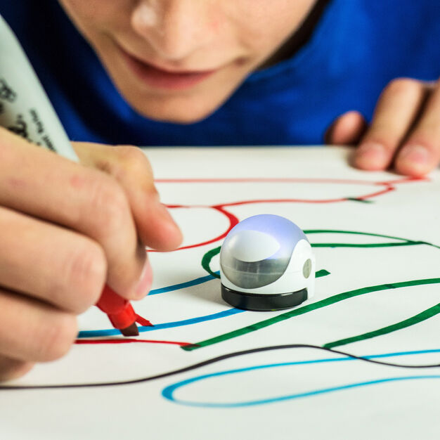 Ozobot in color