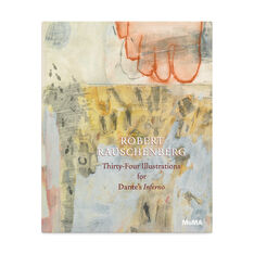 Robert Rauschenberg: Thirty­Four Drawings For Dante's Inferno in color