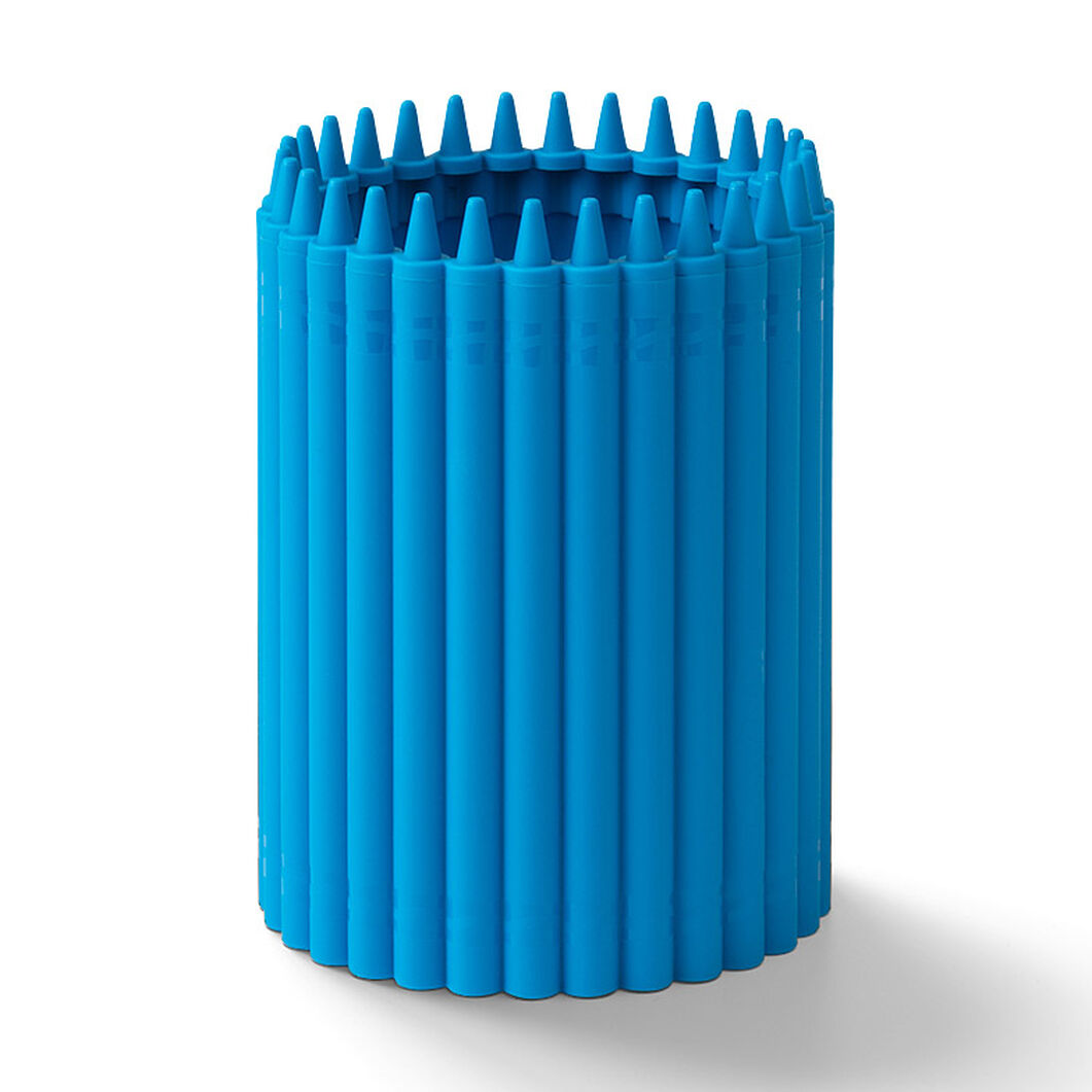 Crayola® Pencil Cup in color Blue