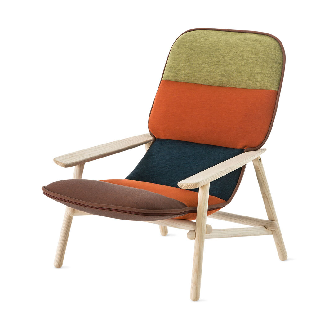 Lilo Armchair in color