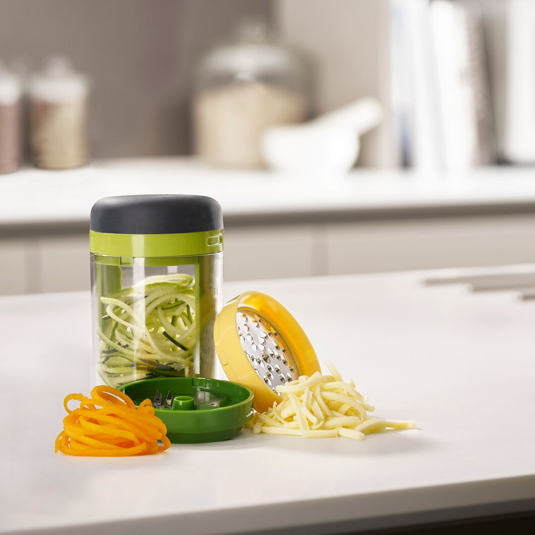 Spiralizer in color
