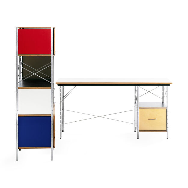 Eames Storage Unit in color Multi