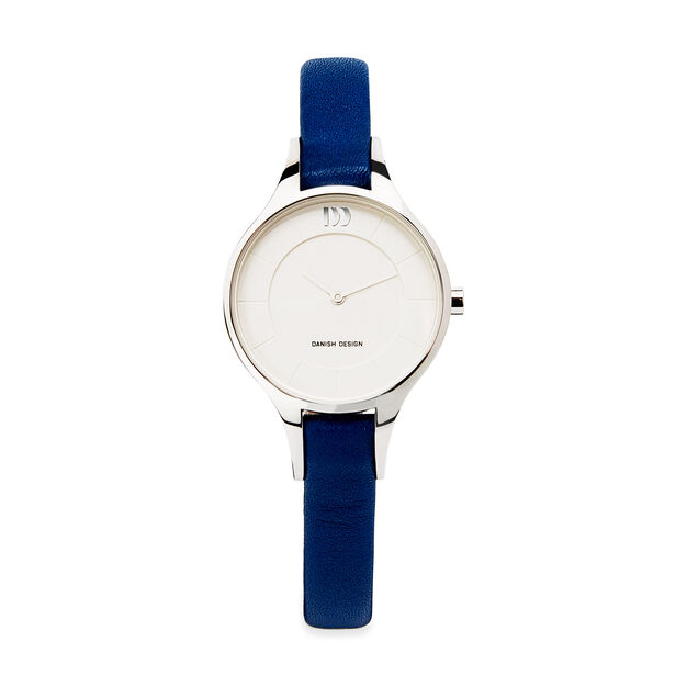 Slim Ladies Watch in color Blue