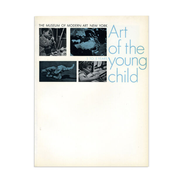 Art of the Young Child - Paperback in color
