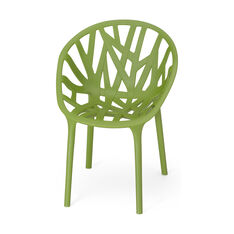 Miniature Chairs  Bouroullec Vegetal in color