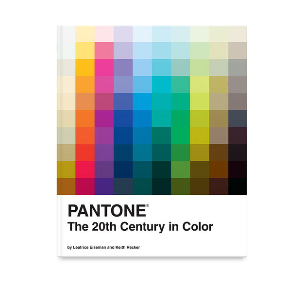 PANTONE: The 20th Century in Color in color